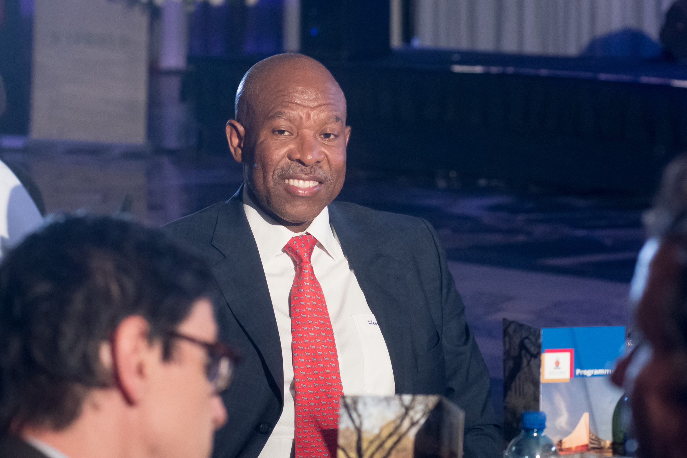 Governor Lesetja Kganyago of the South African Reserve Bank