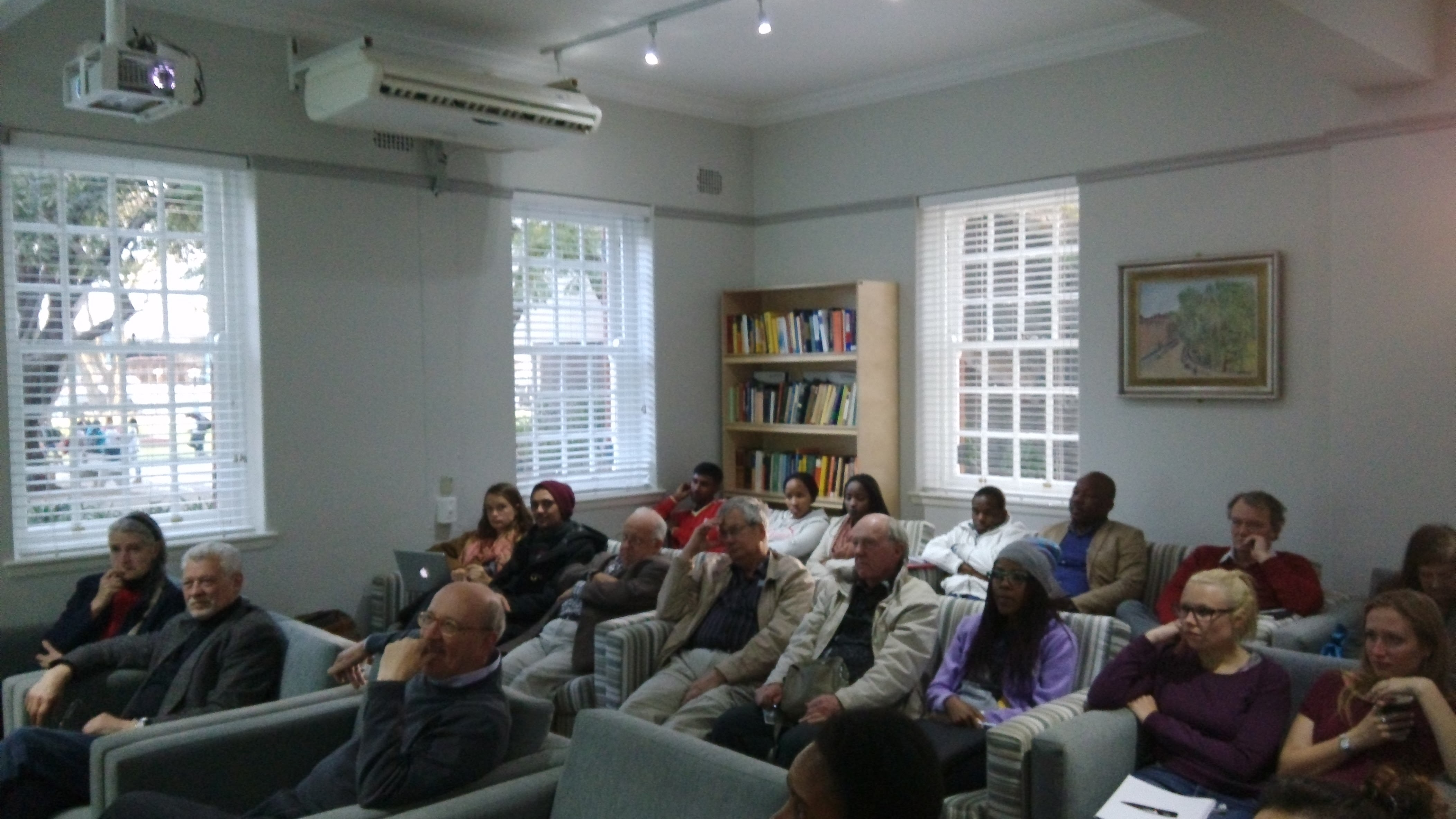 Seminar guests