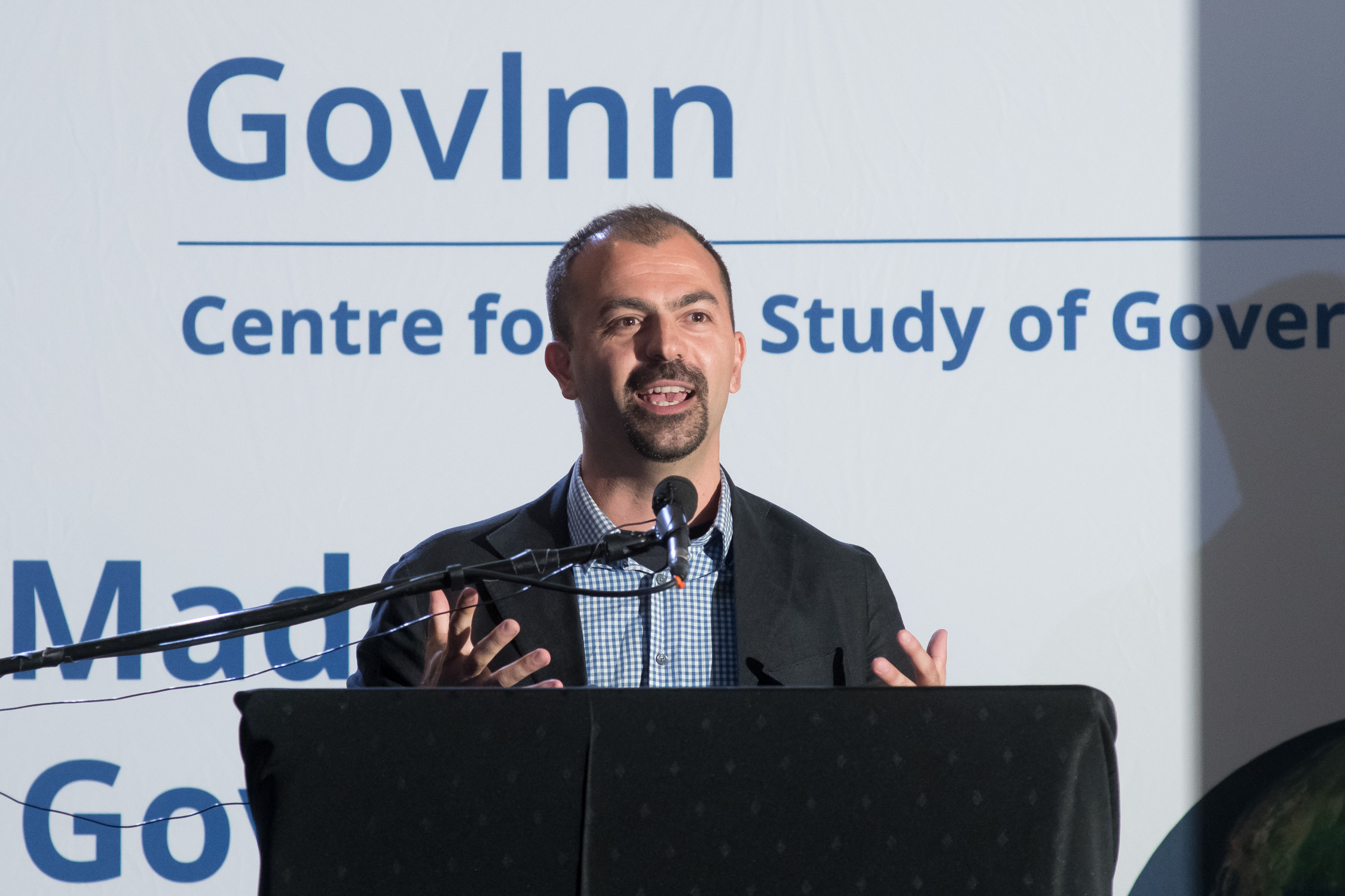 GovInn Director Prof. Lorenzo Fioramonti